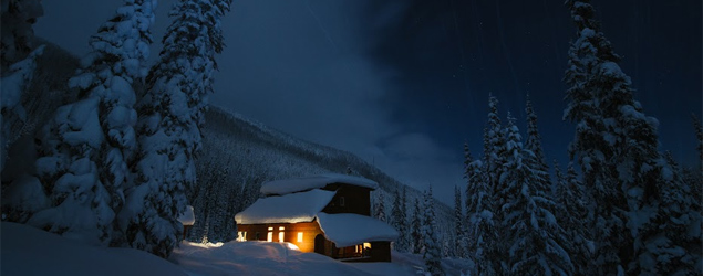 backcountry lodges of bc