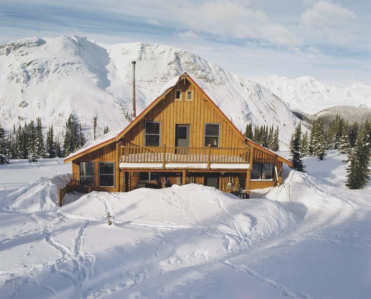 Amiskwi-Lodge
