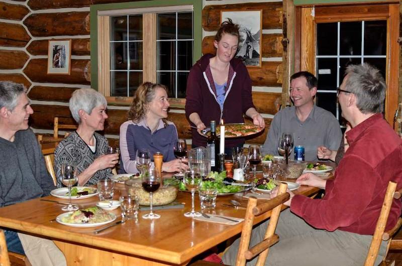 Assiniboine-Summer-Dining