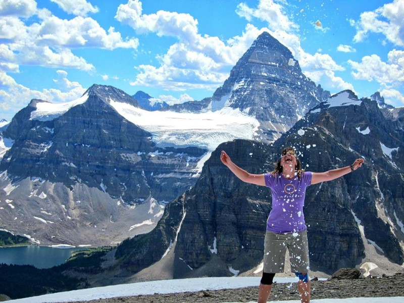 Assiniboine-Summer-hiking