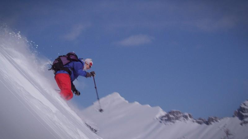 Assiniboine-Winter-Skiing