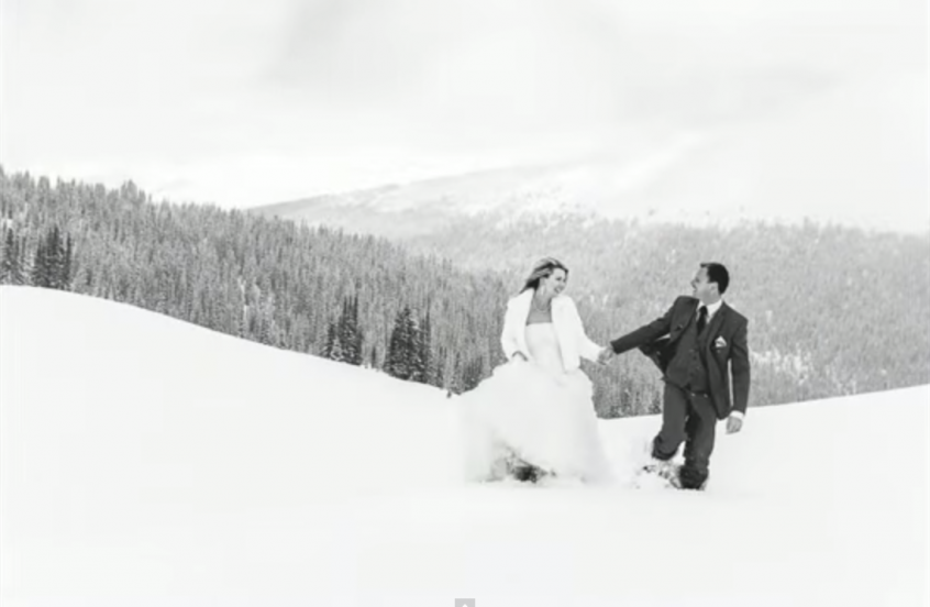 Wedding at Purcell Lodge-Winter