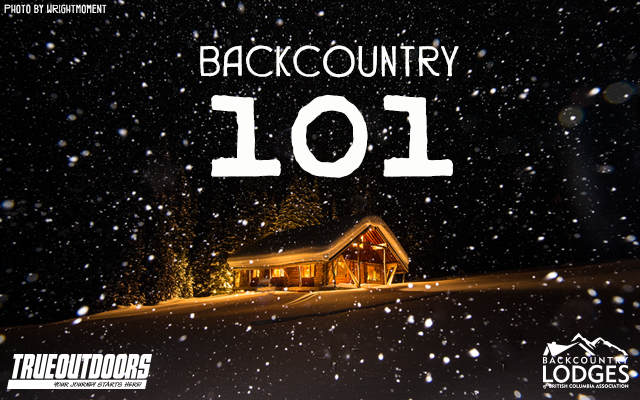 Backcountry101, Clinic, Event, Community, True Outdoors