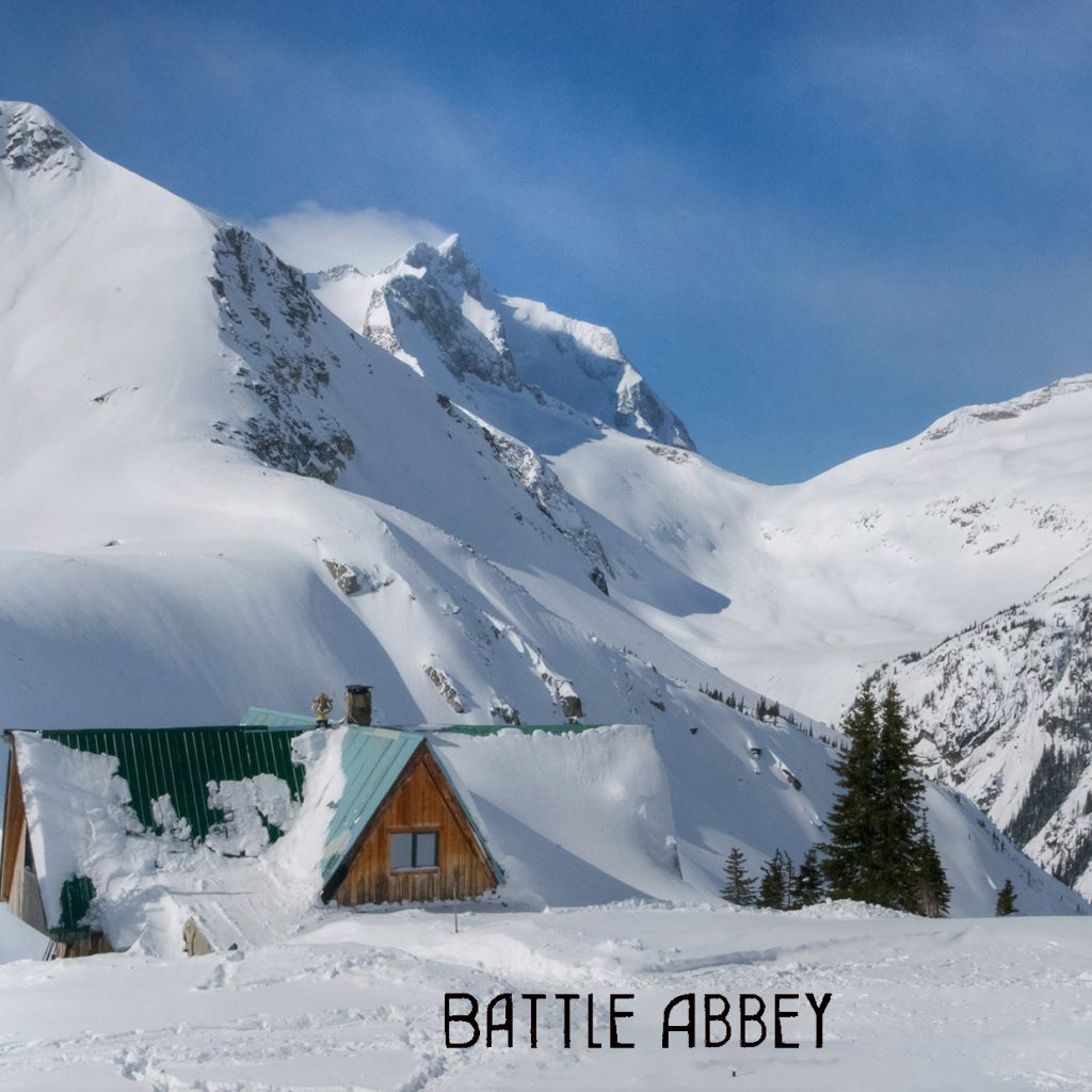 Battle Abbey Chalet