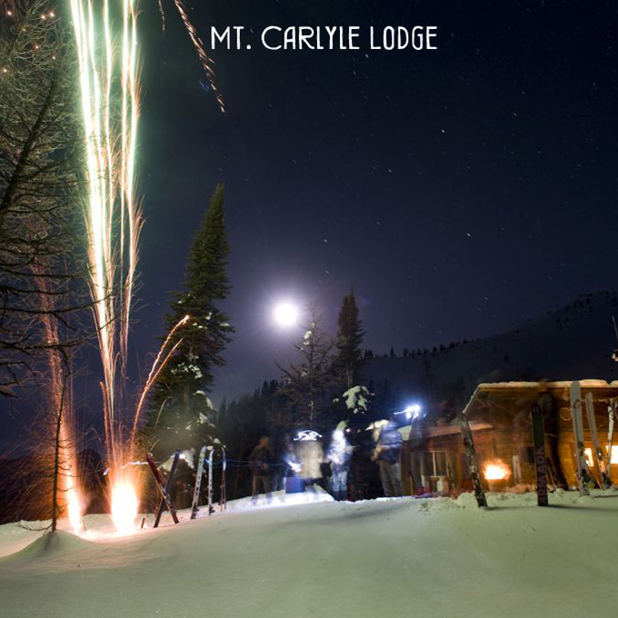 Mt. Carlyle Lodge