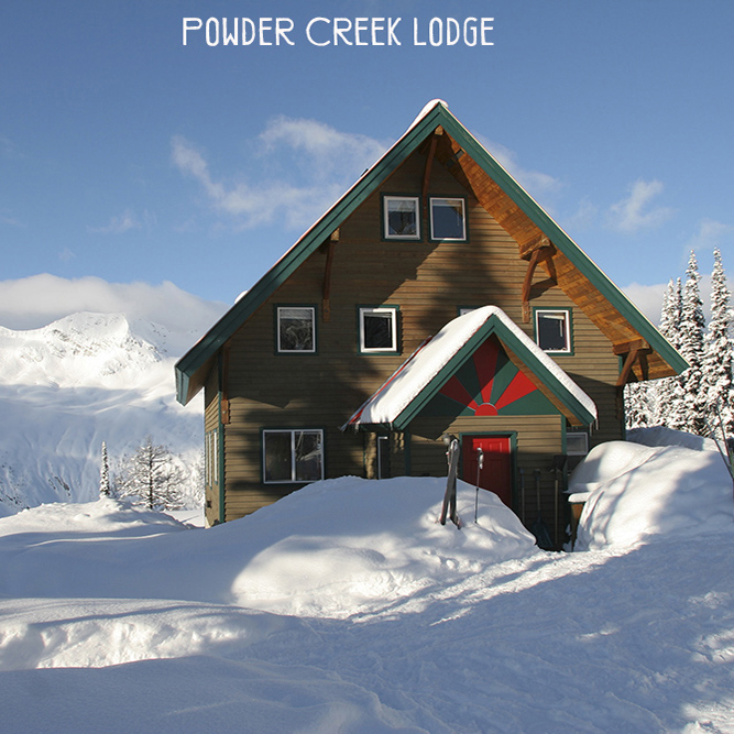 Powder Creek Lodge
