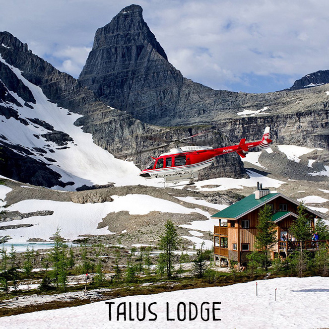 Talus Lodge