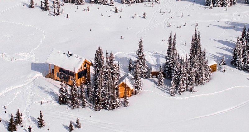 mallard-mountain-lodge-aerial