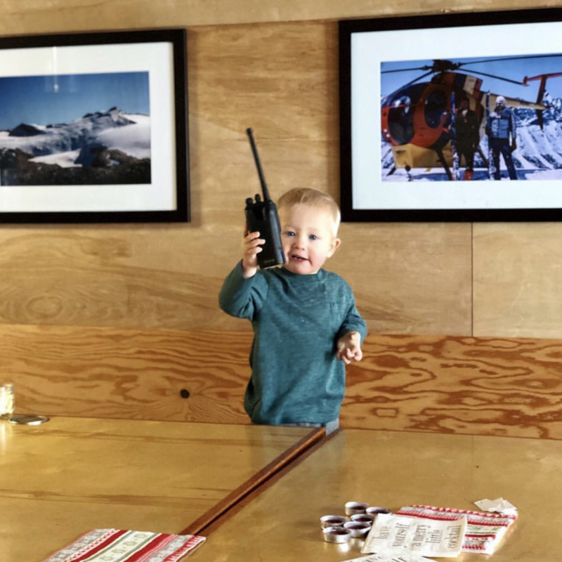 Affiliate Membership - Knox At Burnie Glacier Chalet