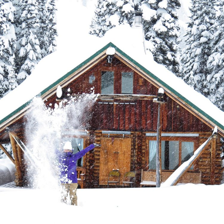 Use the Find-a-Lodge tool to plan your perfect backcountry adventure!